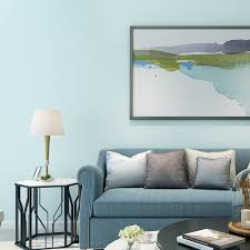 JN 5074 Aqua plain color wallpaper