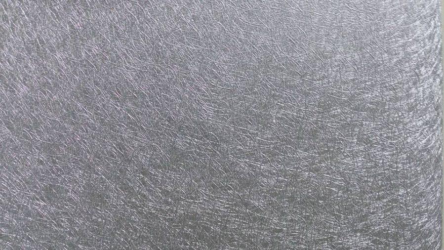 Plain silver wallpaper