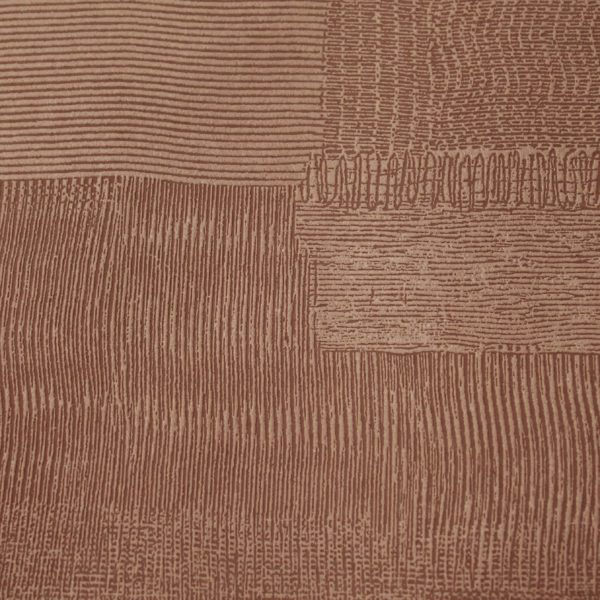 Textured plain brown wallpaper