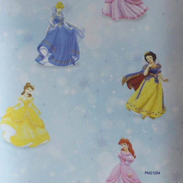 Disney Frozen Mural Wallpaper