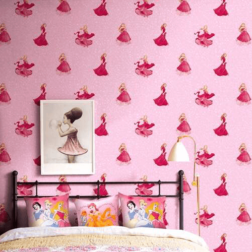 T 21033 Pink Kids Wallpaper Designs Call 0720271544 Wallpaper