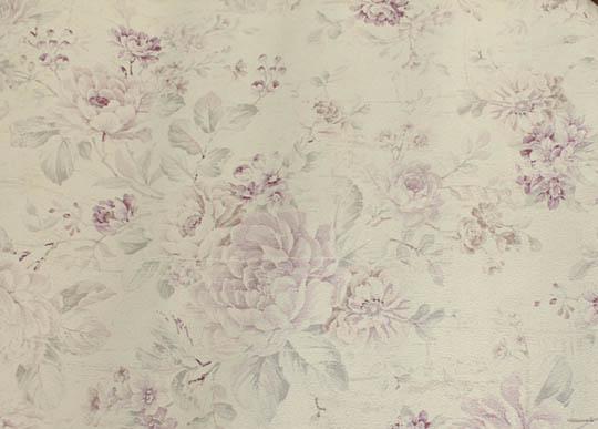 030 Vintage Floral wallpaper