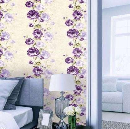10144 Purple Rose Wallpaper