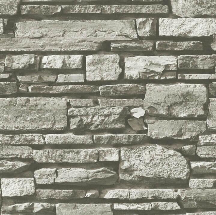 3d grey brick wallpaper
