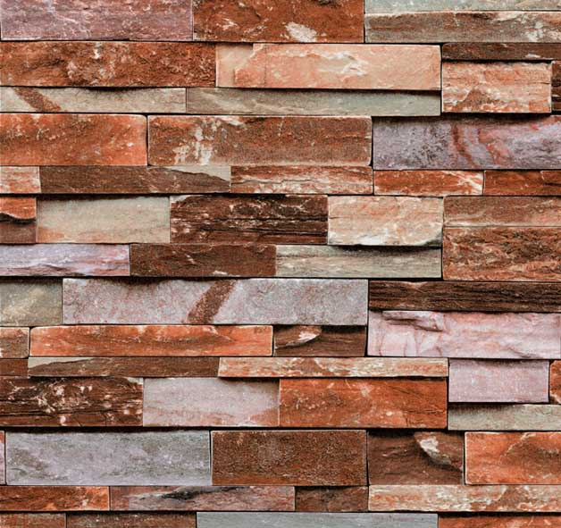 A22-20P03 Brick effect wallpaper - Call: +254741889754 Wallpaper ...