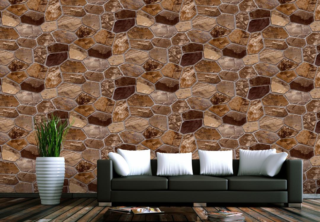 A22 faux brick wall-covering - Call: +254741889754 Wallpaper Kenya.