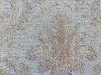 AY-30071 Cream damask wallpaper