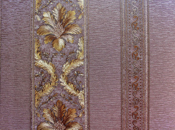 AY-30106 Gold & Brown wallpaper