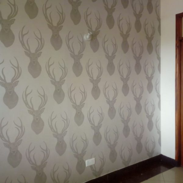Animal wallpaper for walls
