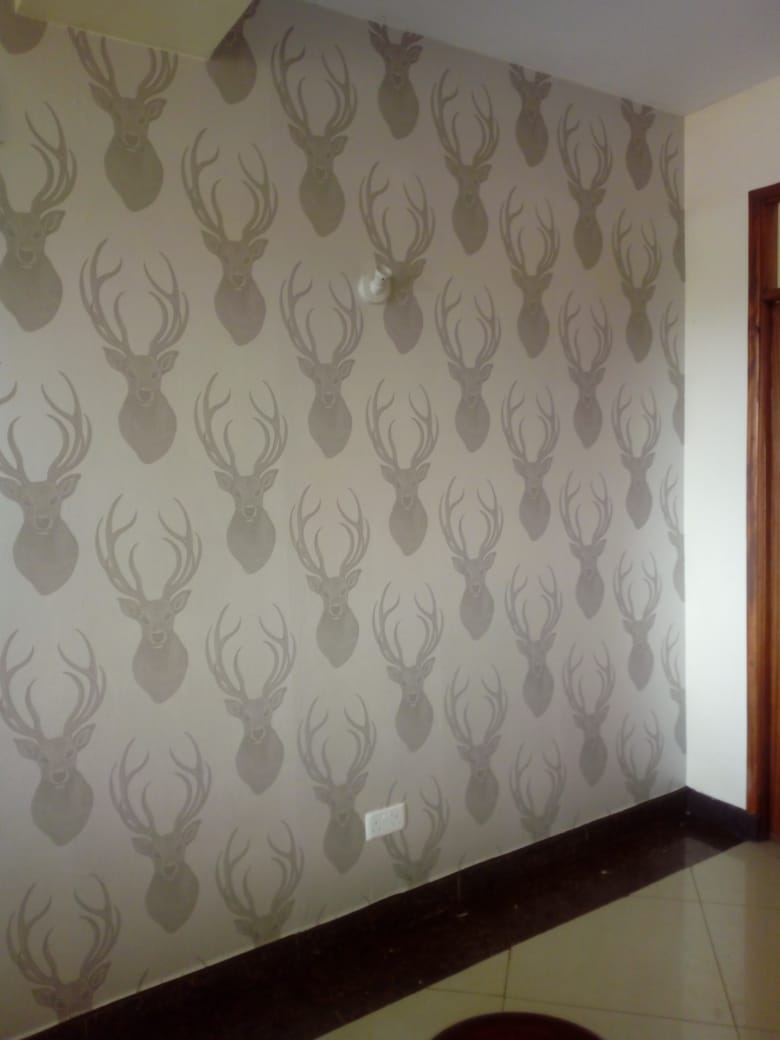 Animal wallpaper for walls - Call: +254741889754 Wallpaper Kenya.