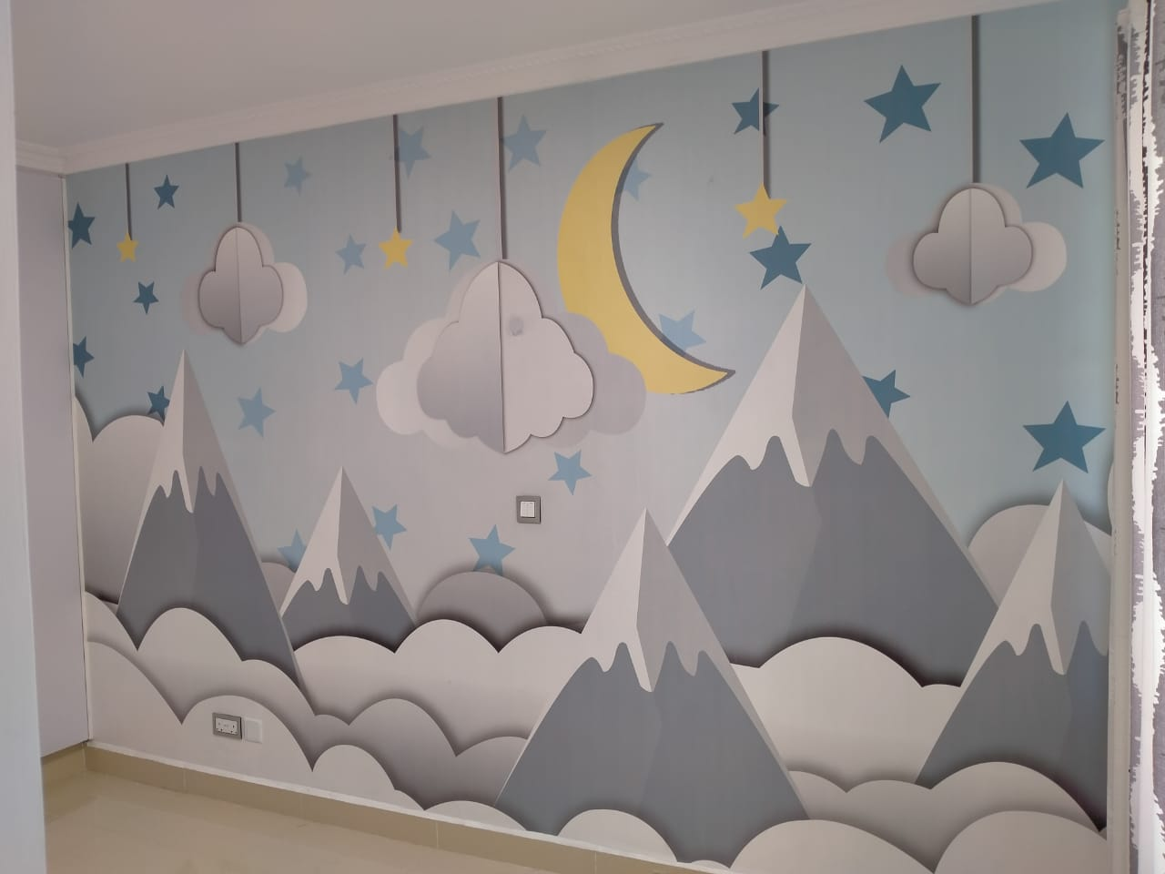 Children's Room Mural