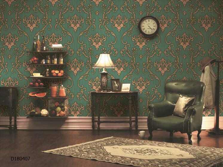 D180407 Brocade wallpaper