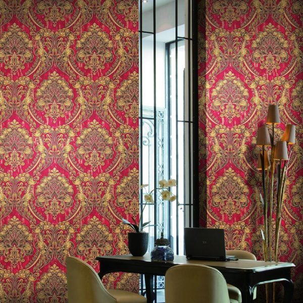 Damask Wallpaper in Nyeri