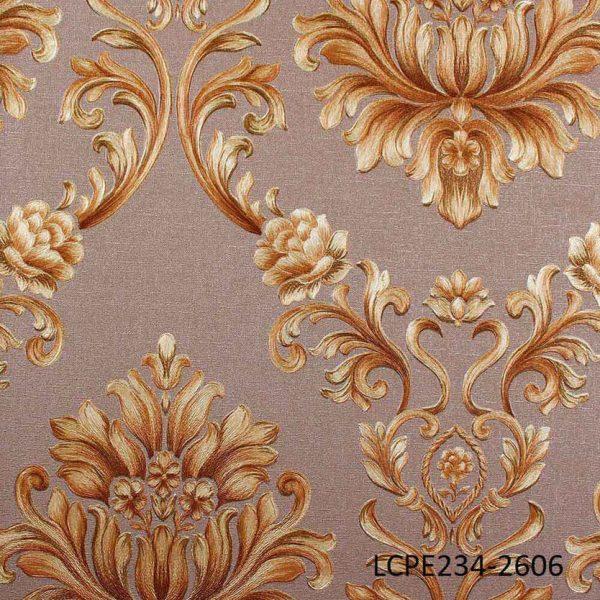 LCPE234-2606 Brown wallpaper