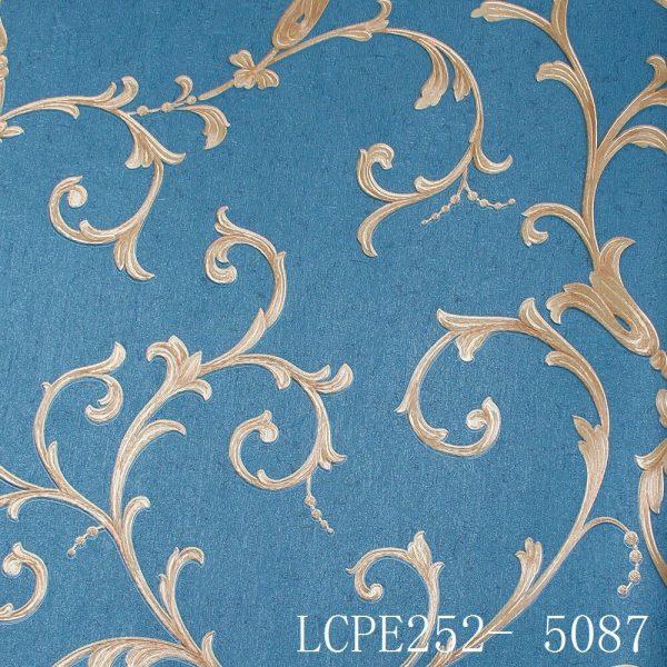 LCPE252-5087 Blue wallpaper