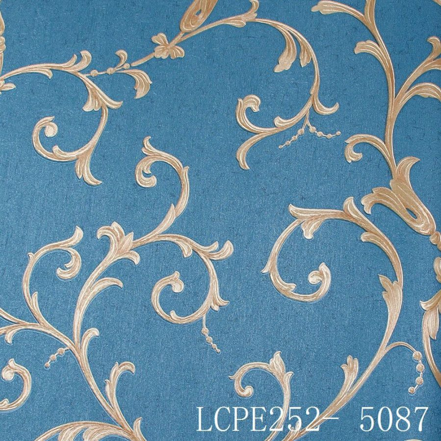 LCPE252-5087 Blue wallpaper