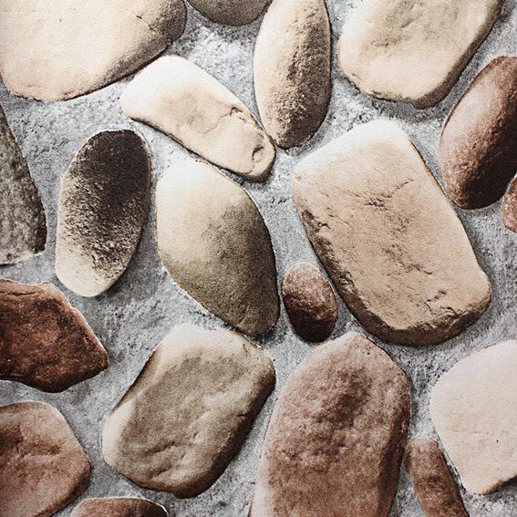 MT-22114 Pebble stone wallpaper