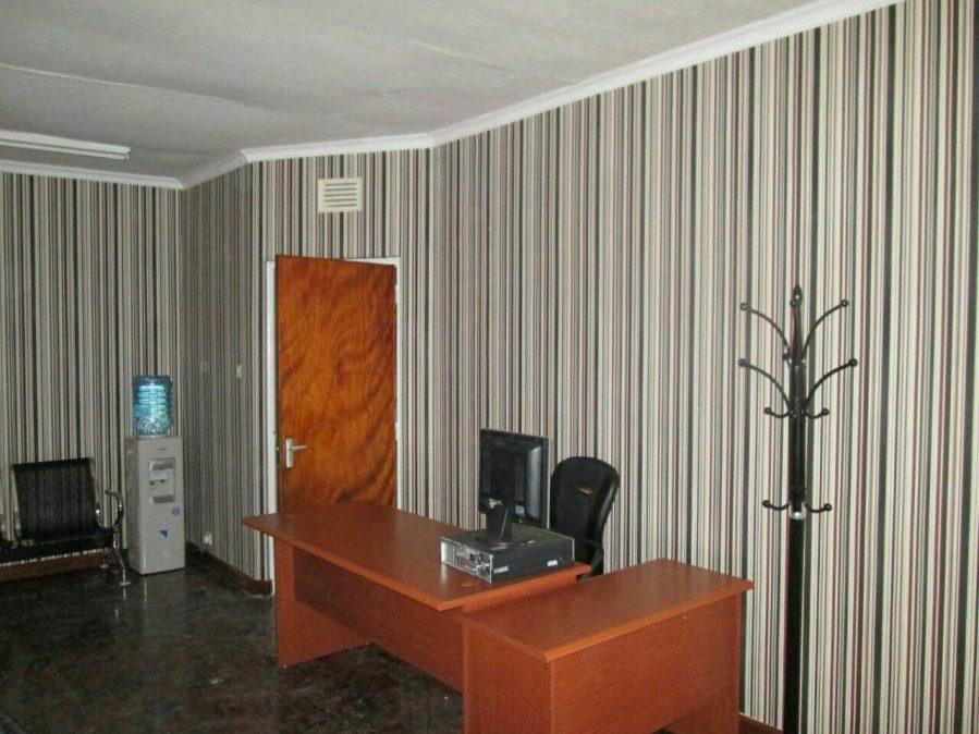 Multi Colored Striped Wallpaper