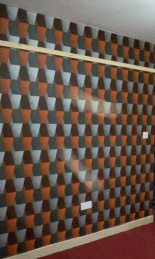 Orange & Brown 3d wallpaper - Call: 0720271544 Wallpaper ...