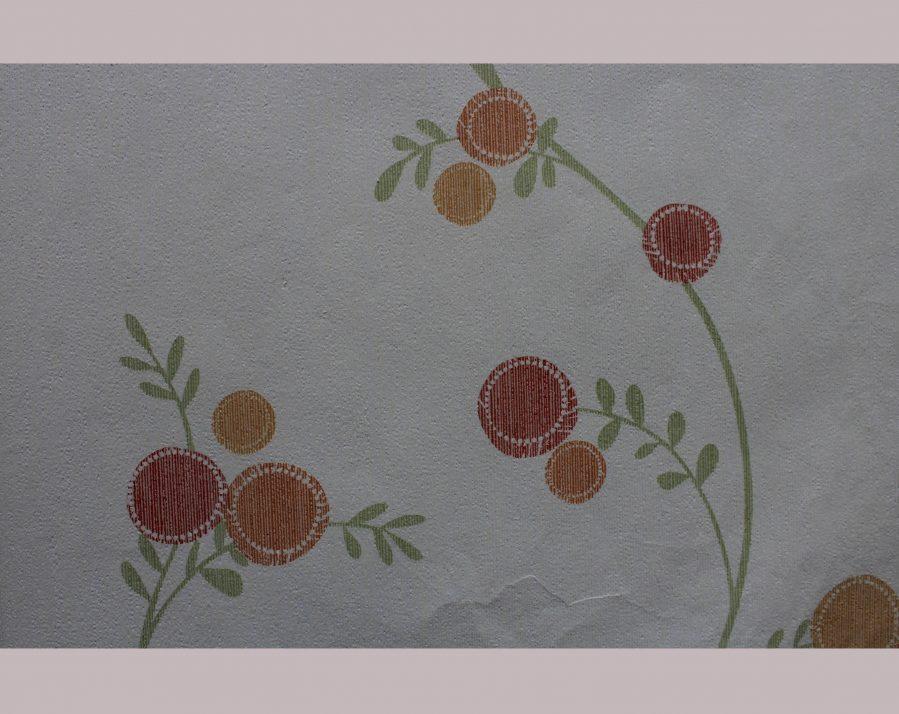 Orange-floral-wallpaper-design-239010