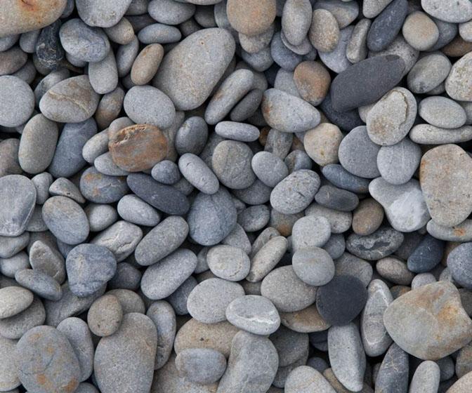 Pebble effect wallpaper