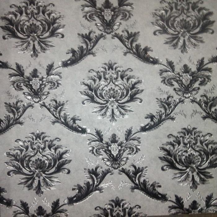 Ay 30073 Silver Damask Wallpaper Call 0720271544 Wallpaper Kenya