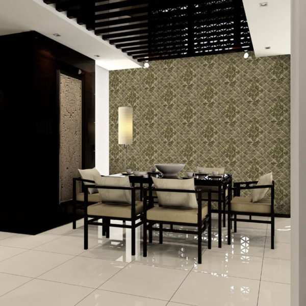 3d Wallpaper for dining room