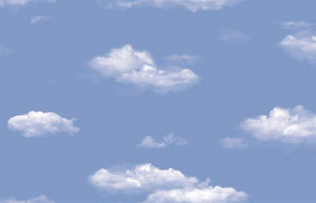 White clouds blue skies wallpaper - Call: 0720271544 Wallpaper Kenya.