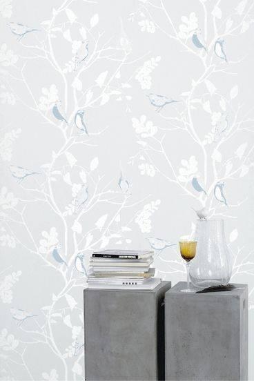 birds design wallpaper