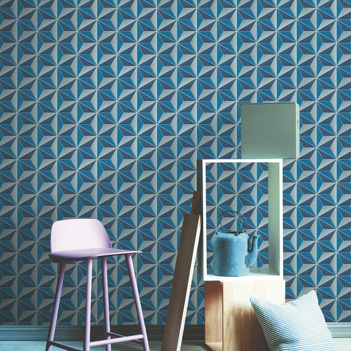 3d Blue wallpaper - Call: +254741889754 Wallpaper Kenya.