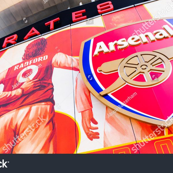 Arsenal Football wall mural