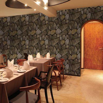 Wallpaper Kenya Textured stone wallpaper