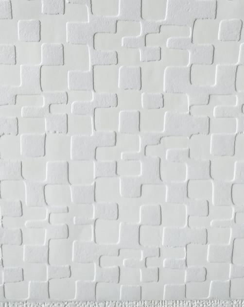 Patterned texture on pain-table wallpaper