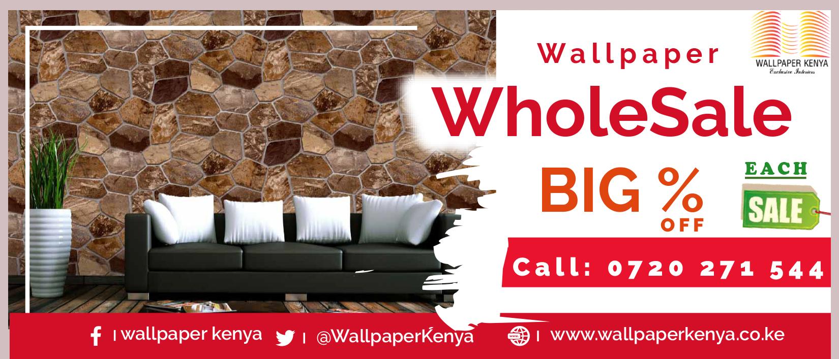 Wallpaper Wholesalers - Call: +254741889754 Wallpaper Kenya.