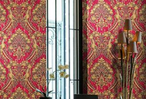 red-and-gold-damask-wallpaper